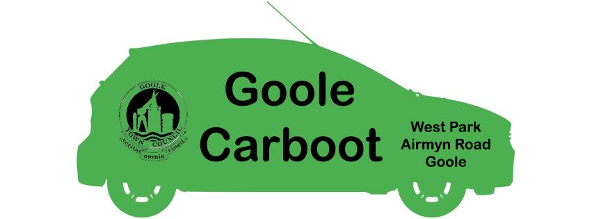 Goole Car Boot Sunday 21 July Goole Town Council
